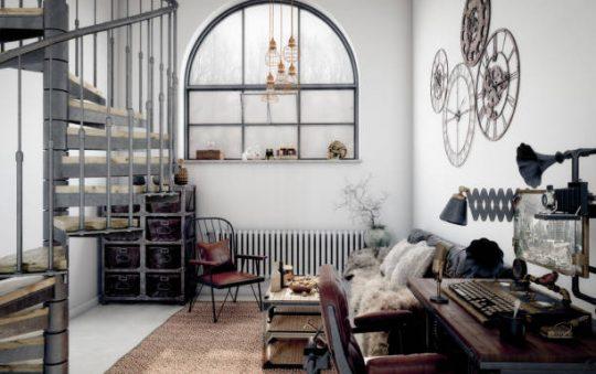 Quels sont les accessoires de décoration indispensables dans un logement Steampunk ?