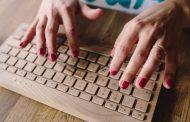 Rigolo : le clavier d'ordinateur en bambou !