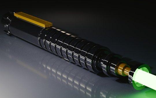 Fabriquer un Sabre Laser