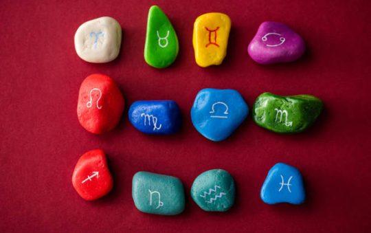Quelques associations en détail pierres / signes astrologiques