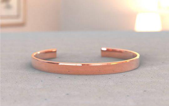 Pourquoi mettre un bracelet en cuivre ?