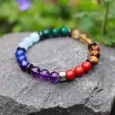 Comment porter le bracelet des 7 chakras à la plage ?