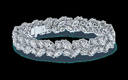 Comment porter un bracelet en diamant de manière sexy ?