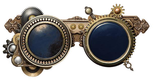 Comment fabriquer des lunettes steampunk ?